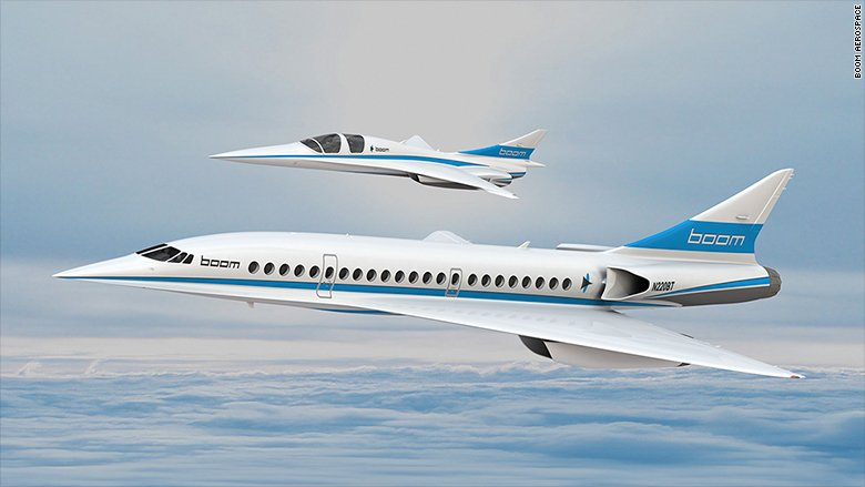 Startup Boom Aerospace lands $33 million in new funding to test supersonic aircraft https://t.co/wy6TRO1pYT https://t.co/jPHbQDaQlI