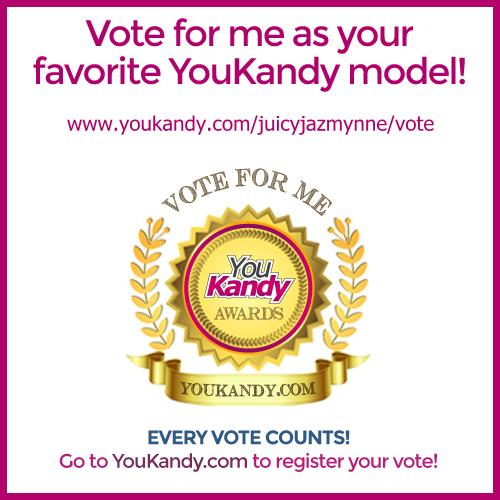 YouKandy Model of the Month - Vote for me! https://t.co/L25nC7WHBw https://t.co/4YloIZwZpA