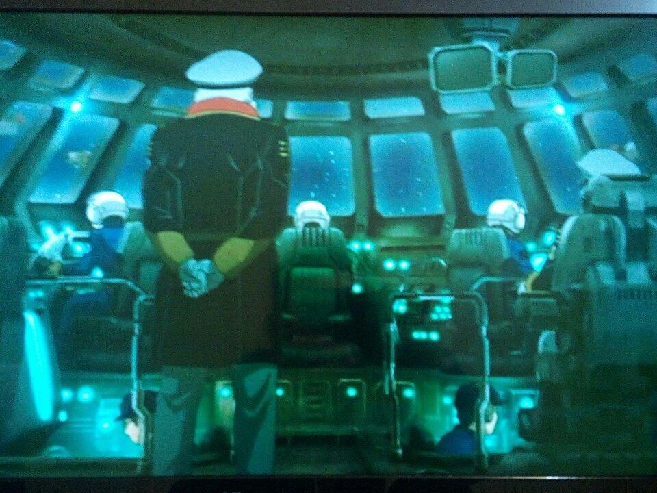 結局、ヤマト2199視聴してるけど近頃のアニメは画像が綺麗すぎて目が疲れる