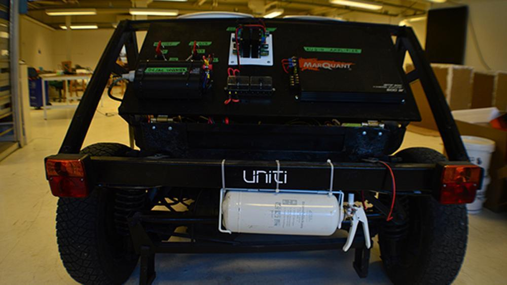 Uniti Sweden: the diversity behind the electric car of the future