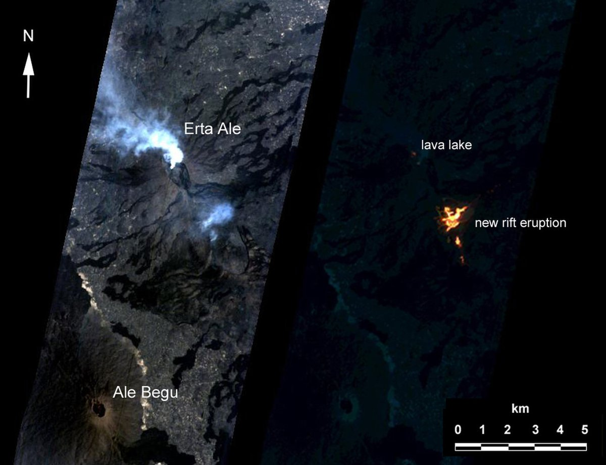 NASA Uses AI to Detect and Snap Images of Volcanic Eruptions