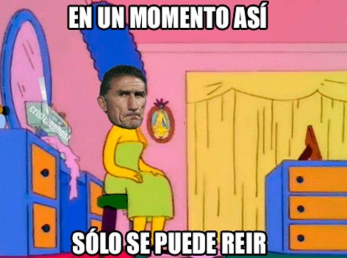 La Selección argentina vive su peor momento y los memes no tuvieron piedad  https://t.co/VJTOhaZyu2