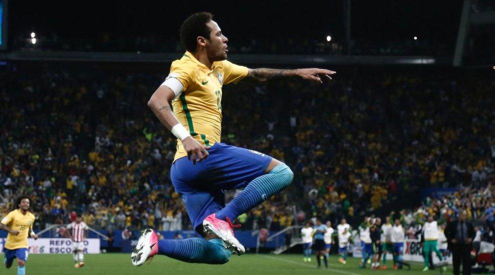 Neymar y Brasil no paran de divertirse https://t.co/3uSk7AJyI2 #Rusia2018
