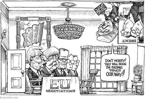 This week's cartoon on Article 50 from @kaltoons