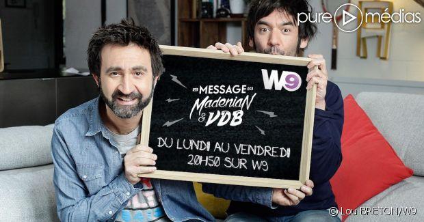 Audiences : Mathieu Madénian et Thomas VDB en baisse sur W9 https://t.co/kwvtAc9tLS