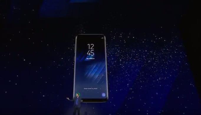 #GalaxyS8
