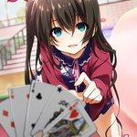 【Tokyo 7th シスターズ】Gレアカード マコト ジョーカーゲーム GETしたよ!みんなも遊んでね♪→ 【プレイヤ