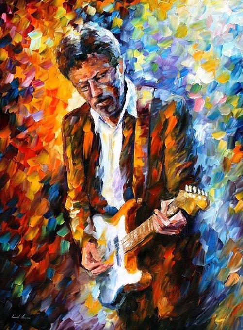 Happy Birthday to Eric Clapton!!!