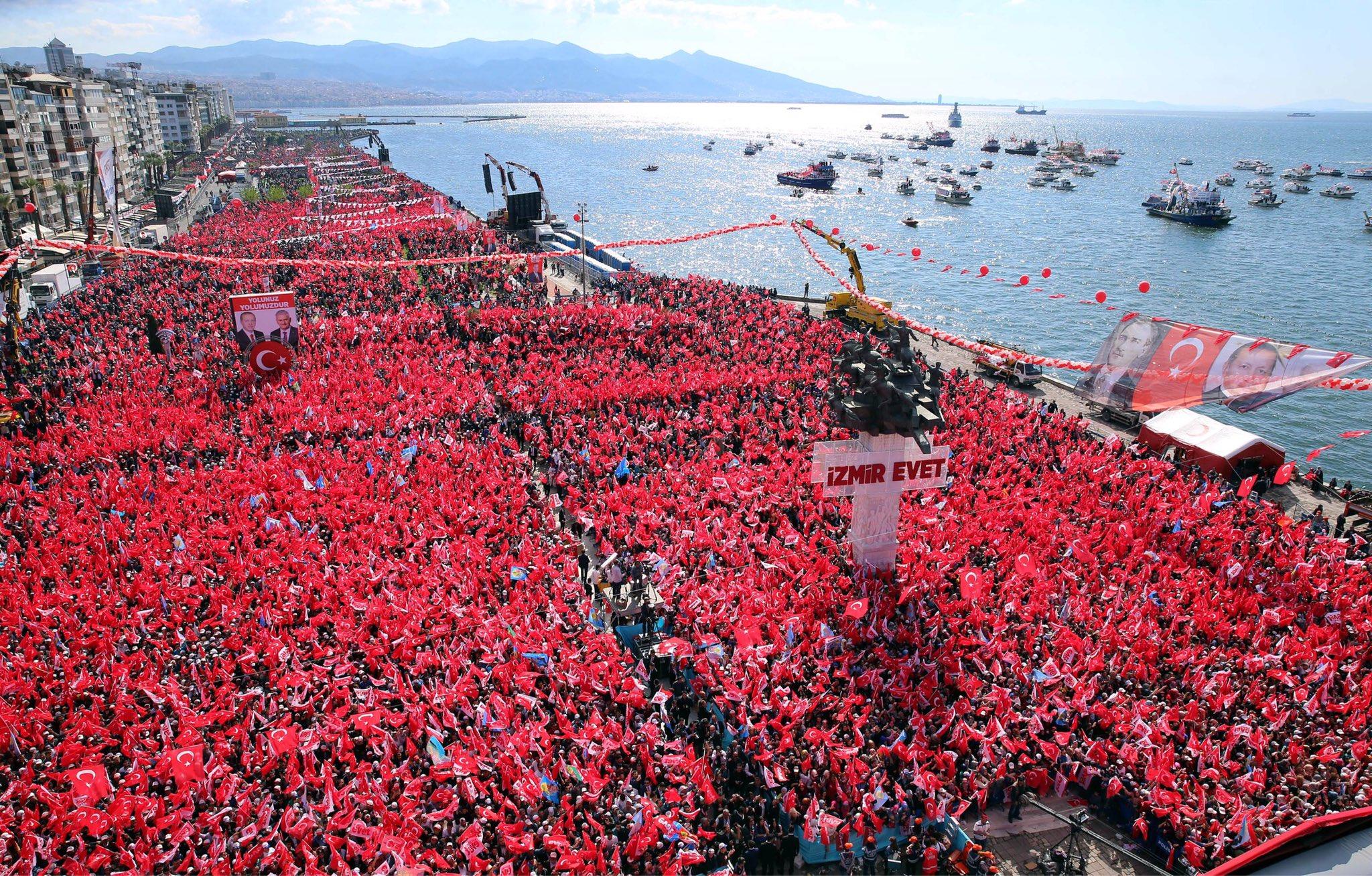 Teşekkürler İzmir! https://t.co/OHVRU9APTA