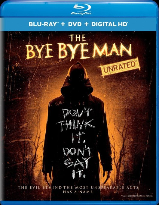 Win The Bye Bye Man on Blu-ray