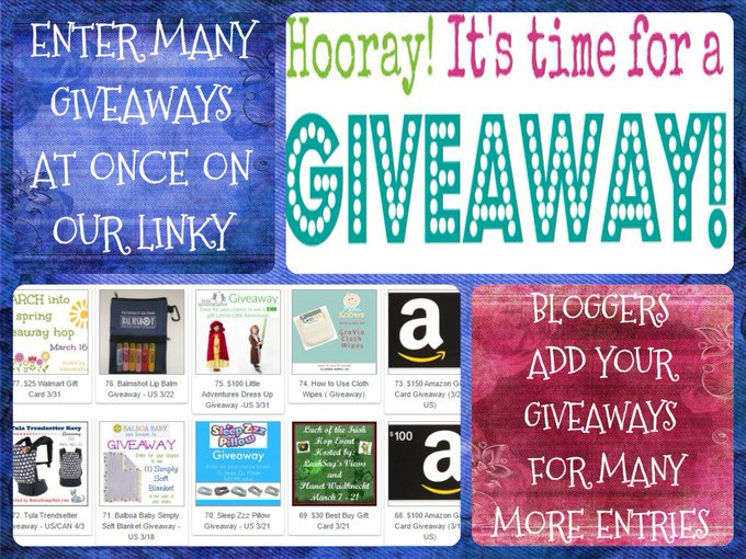 Blogger Giveaways