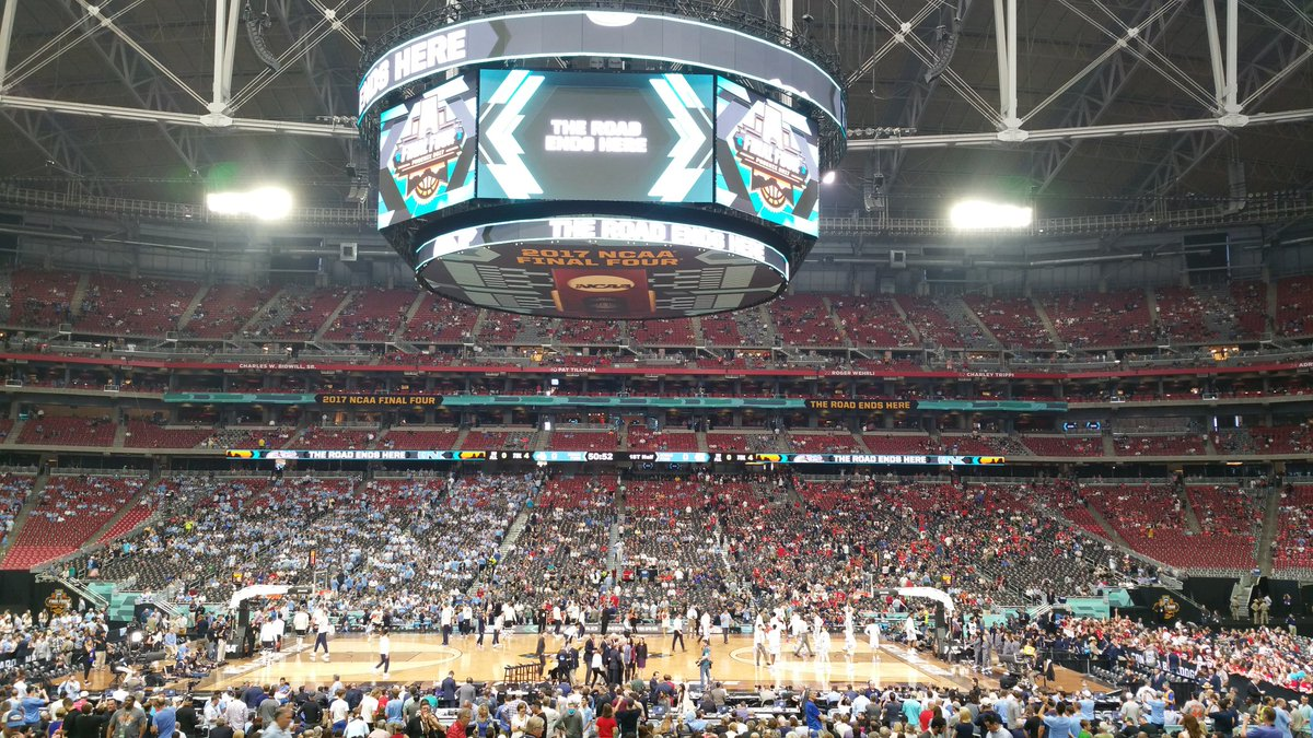 test Twitter Media - I'm at the end of the road...the @FinalFour in Phoenix 2017! https://t.co/vbezAfqE6B