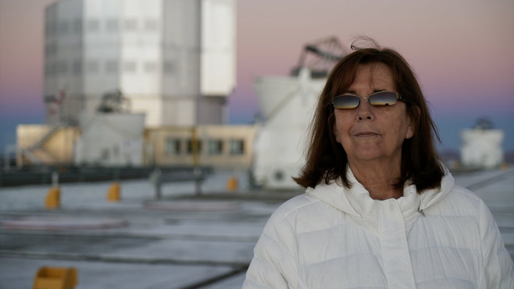 WOMEN IN SCIENCE - Meeting the Chilean astronomer who shed new light on the universe