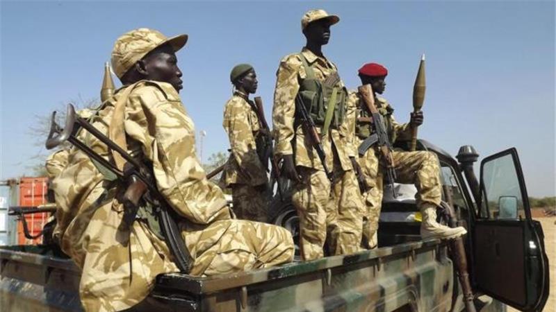 3,000 rakyat Sudan lari ke negara jiran