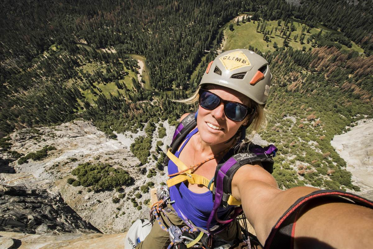 Can extreme outdoor sports help close the gender gap? EqualPayDay via @NBCNewsBETTER