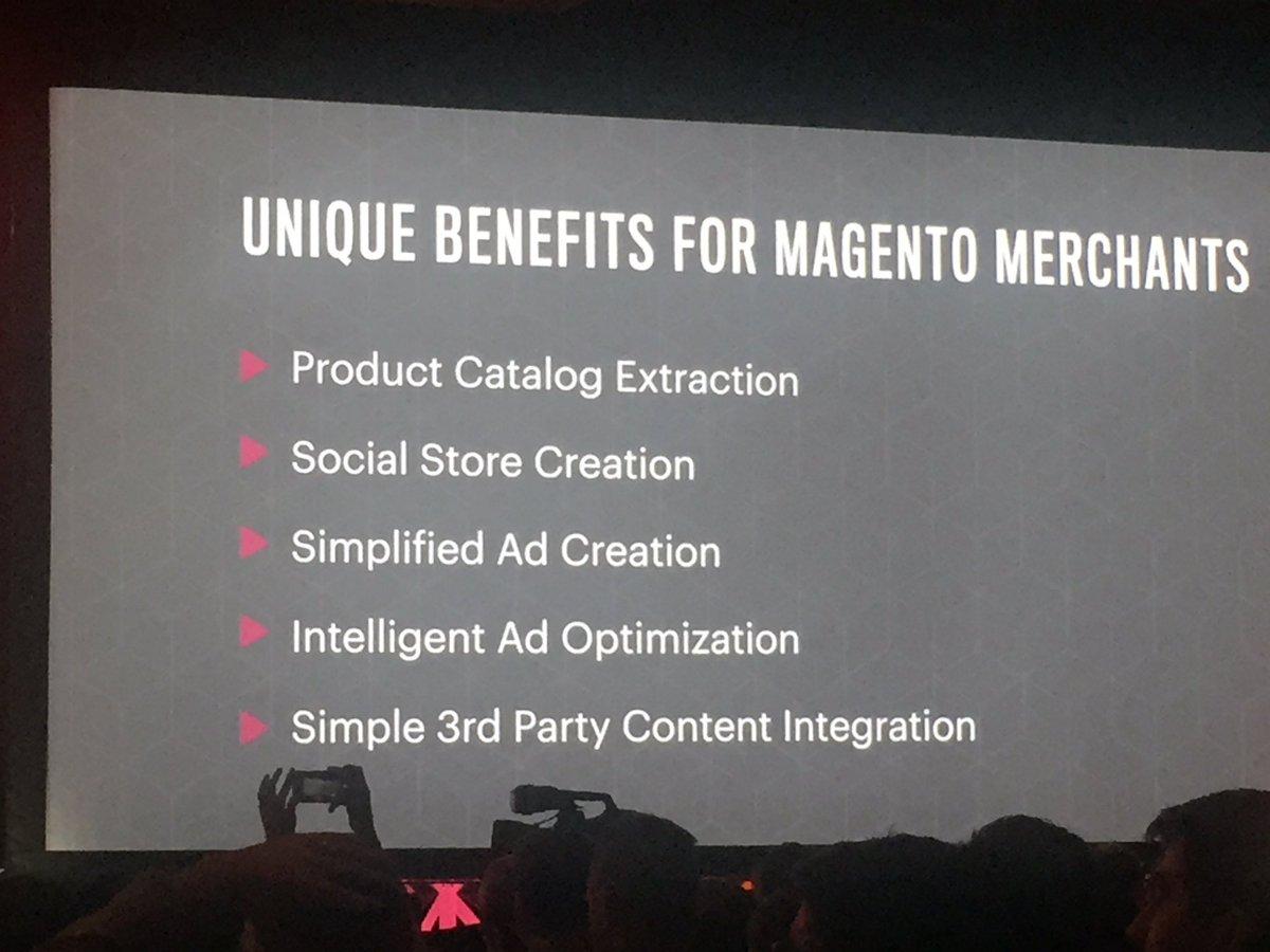 AgenceSOON: Lancement de Magento Social en natif Enterprise #Magentoimagine #socialcommerce #ecommerce https://t.co/qiR3Fi2PJR
