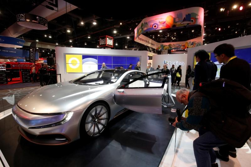 China's LeEco plans sale of $420 million Beijing real estate: sources