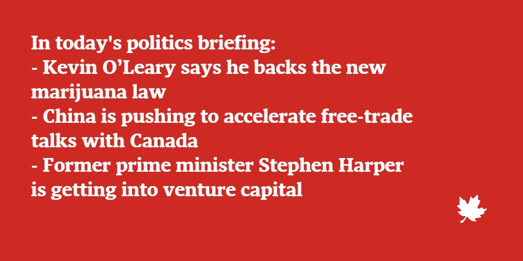 Politics briefing: Marijuana users celebrate; B.C. leaders debate