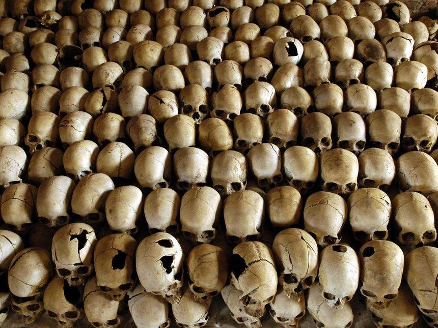 Rwandan man jailed for life over genocide crimes