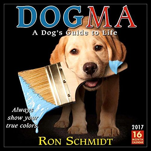 Dogma 2017 Wall Calendar #books #news #giveaway #free