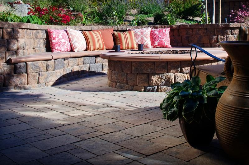 test Twitter Media - #Hardscape seating area by #Belgard! #Pavers and #block are a great combination here! We can help you in the #BayArea! =) https://t.co/qus7NJK092