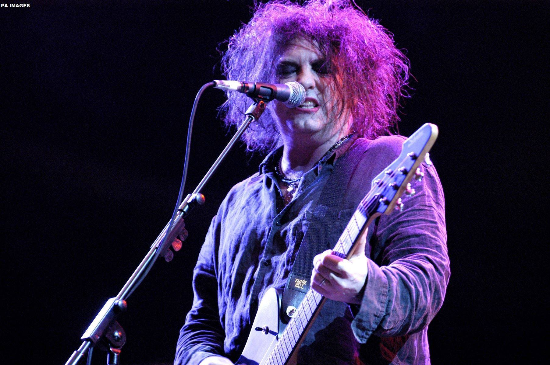 Happy Birthday Robert Smith! What\s your favourite Cure song?