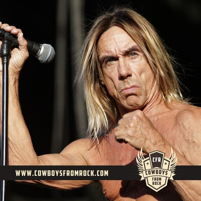 Feliz Cumpleaños/ Happy Birthday Iggy Pop
