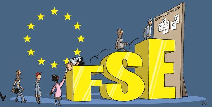 Près de 7 millions de personnes en France ont déjà pu bénéficier d'un soutien du Fonds social européen. https://t.co/ruDQOAeGPS #UEcamarche