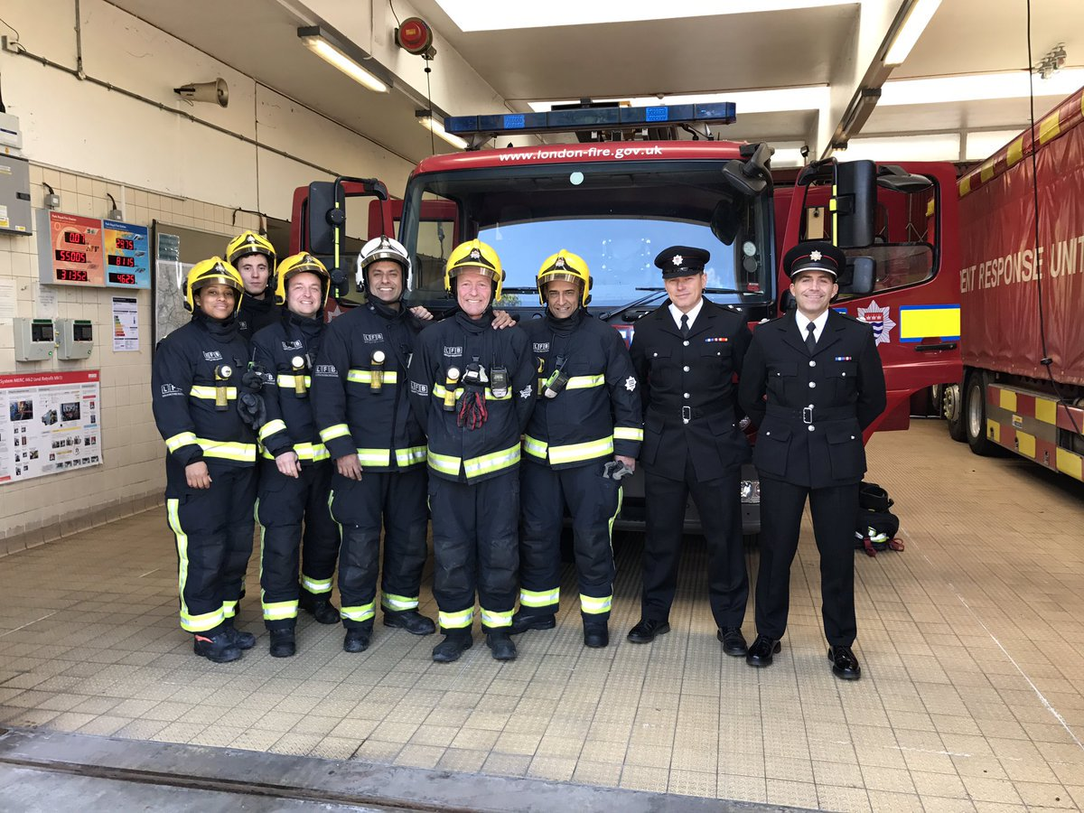 Kevin McCelland has served on every watch at #ParkRoyal over the last 27 years. Have a happy & long retirement Kevin