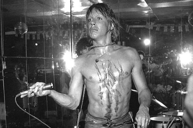 Happy Birthday Iggy Pop, we love you man