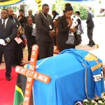 Parliament pays last respects to Chadema MP