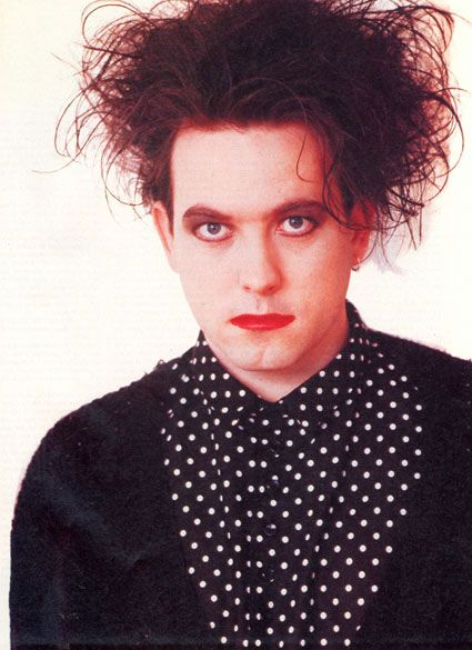 Happy Birthday to one of my all-timers! The Cure\s Robert Smith is 58 today.