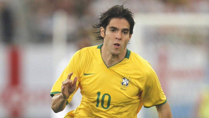 Happy 35th birthday, Kaka!