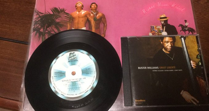 happy birthday. Buster Williams & Jan Hammer  & Michael Sembello & DeWayne McKnight