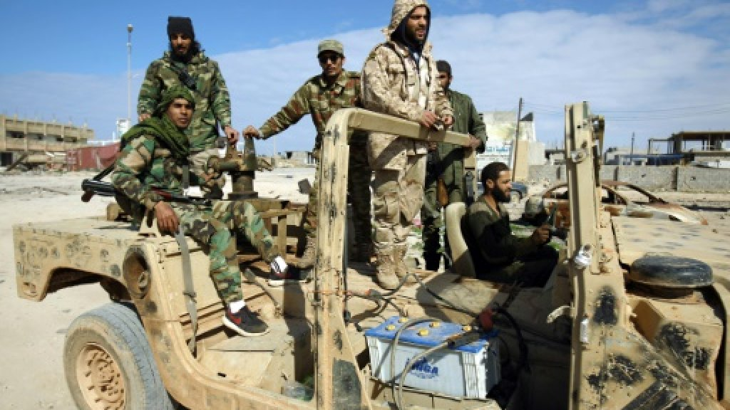 Libya govt urges 'intervention' over southern clashes
