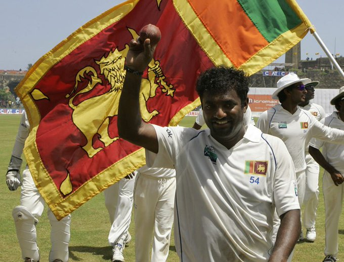 Happy birthday to Muttiah Muralitharan! Will any other bowler ever equal his 1347 international wickets?