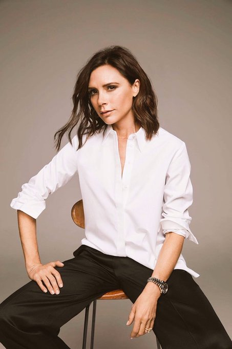 Happy 43rd Birthday Victoria Beckham