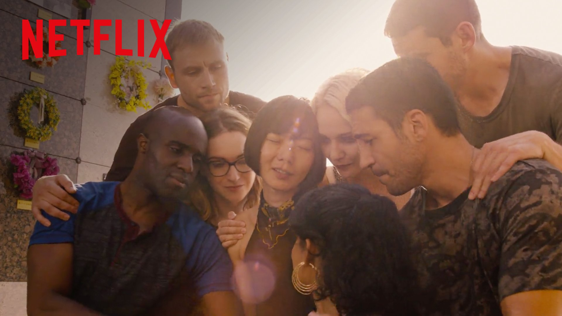 Like a group text, except it's a spiritual connection that defies all scientific explanation. @sense8 is back May 5. https://t.co/3DVVeBAboU