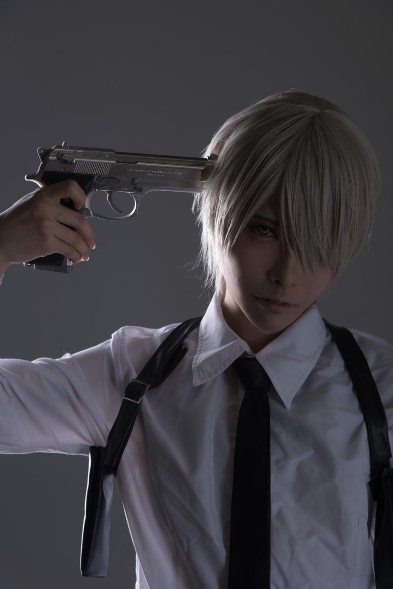 【cosplay】GANGSTA. / デリコphoto.白石( )