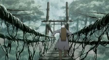 (ほんとに蟲師の一夜橋のモデル、かずら橋だった…)>前ツイート(そうかな〜と思ってたけど、本当にそうだった…(°_°))