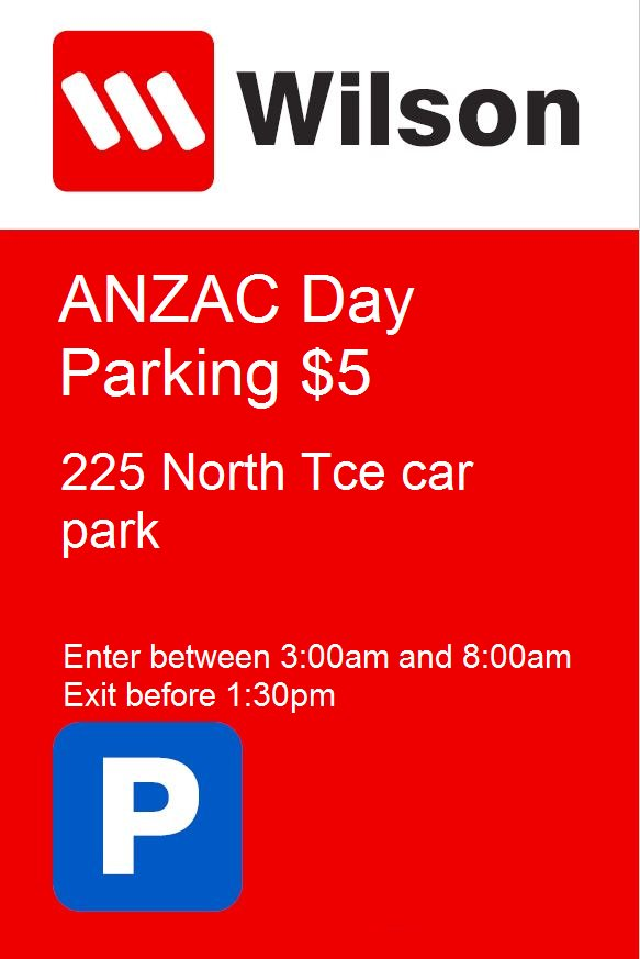 test Twitter Media - Wilson Parking provide parking for $5 to anyone who enters  the car park at Adelaide Central, 225 North Tce between 3am & 8am, exit by 1pm https://t.co/O6HWL51EWt