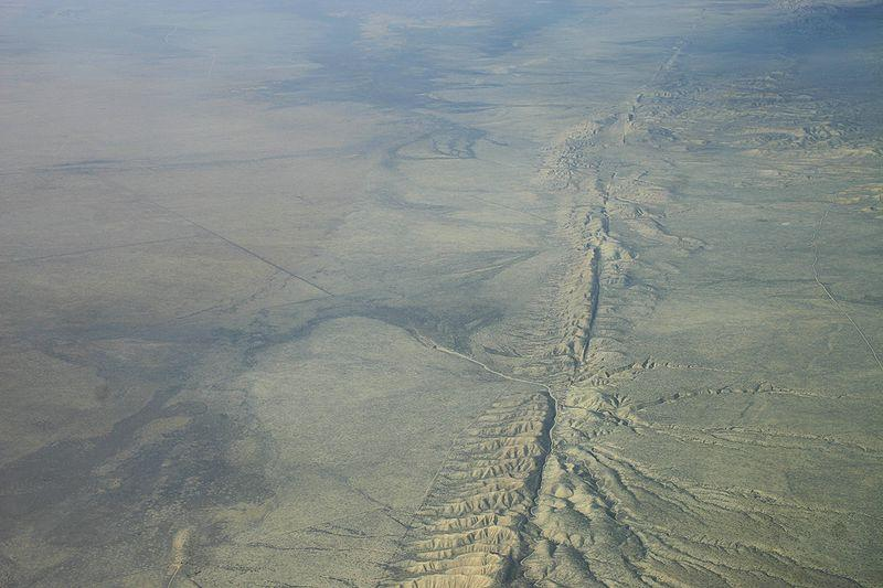 "New discoveries about the San Andreas Fault ""afterslip"" shed light on earthquake risk"
