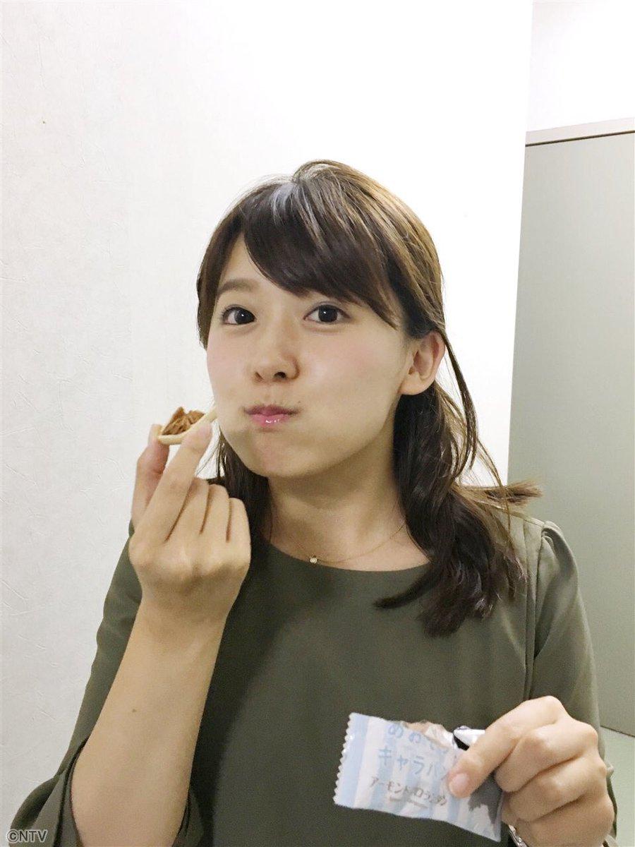 尾崎里紗アナの好感度が急上昇!...