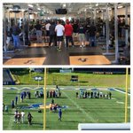 Doing big things at McNeese. 24 NFL scouts on hand for 2015 Pro Day! #thechuck #GeauxPokes #boom http://t.co/WvIU6skb1W