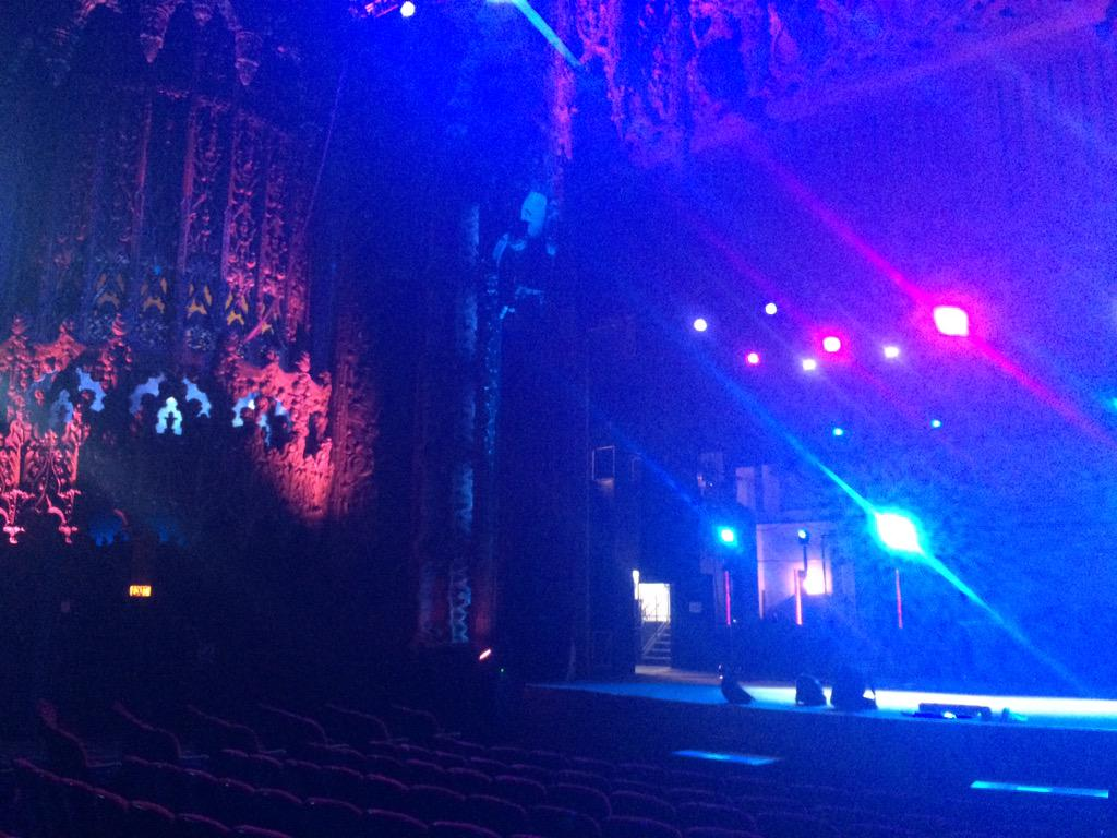 The stage is set for the premiere of #PrismaticOnEPIX!