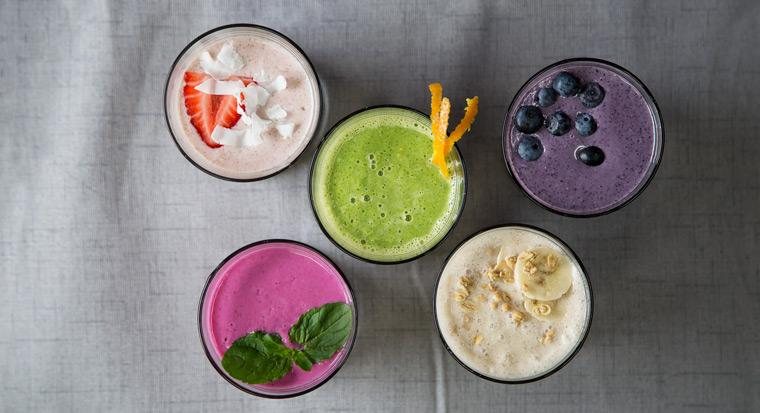 5 NEW Smoothies to Kickoff Spring!! http://t.co/ucma8BtHsP #smoothies #blenders #food #healthy http://t.co/vK50FtK3oo