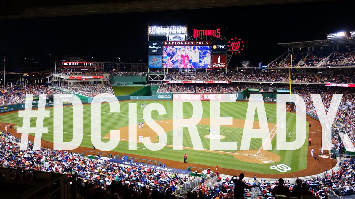 #DCisReady to host the 2018 @MLB @AllStarGame! RT to bring the #2018MLBAllStarGame to #NatsPark! @Nationals http://t.co/ow2MBnChF5