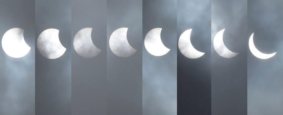 A great mornings work by photographer Dominic Burd #2015eclipse http://t.co/qGUi0dKCGH