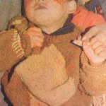 RT @iamUrvi: Shot Dead. His crime, he was two year old Kashmiri Pandit. A Hindu. #NadimargMassacre http://t.co/36QHMkEoso