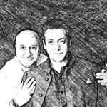 RT @BeingAnjaliKhan: My drawing of @AnupamPkher and @BeingSalmanKhan one of my best yet!!! http://t.co/0QhsjXVZ1Z